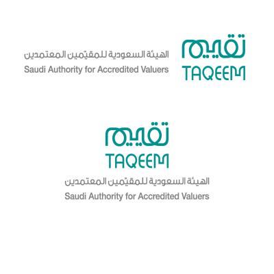 شعار الهيئة السعودية للمقيمين المعتمدين (تقييم) ,Logo , icon , SVG شعار الهيئة السعودية للمقيمين المعتمدين (تقييم)