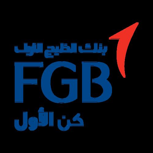 شعار بنك الخليج الأول ,Logo , icon , SVG شعار بنك الخليج الأول