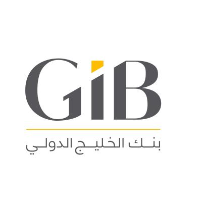 شعار بنك الخليج الدولي ,Logo , icon , SVG شعار بنك الخليج الدولي