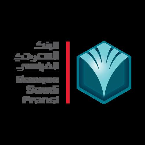 شعار بنك السعودي الفرنسي ,Logo , icon , SVG شعار بنك السعودي الفرنسي