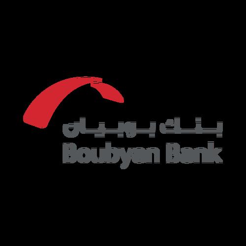 شعار بنك بوبيان ,Logo , icon , SVG شعار بنك بوبيان
