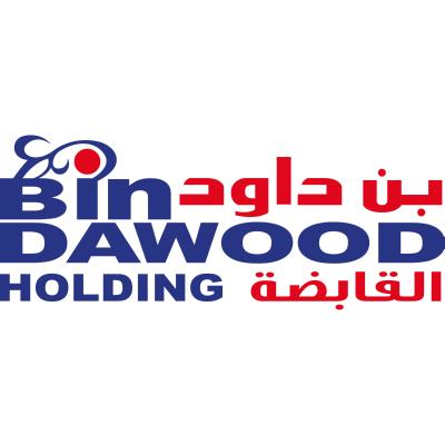 شعار بن داود القابضة ,Logo , icon , SVG شعار بن داود القابضة