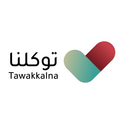 شعار تطبيق توكلنا ,Logo , icon , SVG شعار تطبيق توكلنا