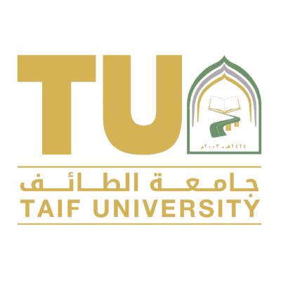 شعار جامعة الطائف ,Logo , icon , SVG شعار جامعة الطائف