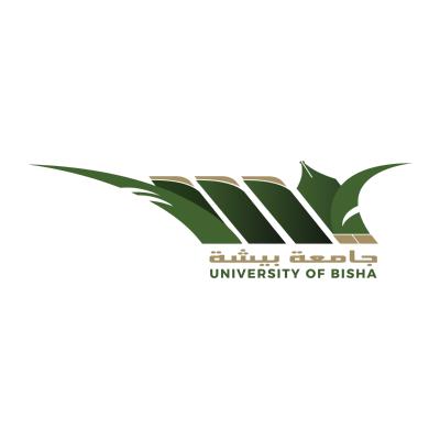 شعار جامعة بيشة   University of Bisha ,Logo , icon , SVG شعار جامعة بيشة   University of Bisha