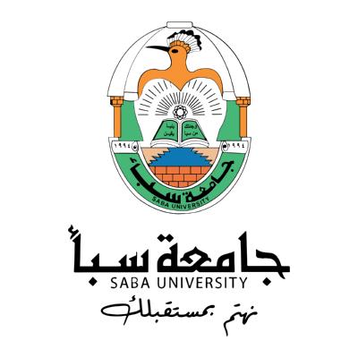 شعار جامعة سبأ ,Logo , icon , SVG شعار جامعة سبأ