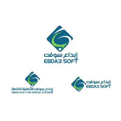 شعار شركة ابداع سوفت شعار الشركة ,Logo , icon , SVG شعار شركة ابداع سوفت شعار الشركة
