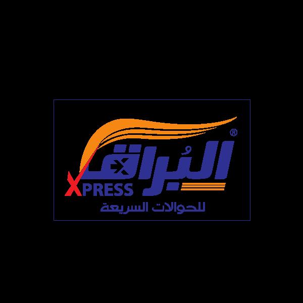 شعار شركة البراق للصرافة 2 ,Logo , icon , SVG شعار شركة البراق للصرافة 2