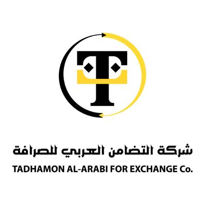 شعار شركة التضامن العربي ,Logo , icon , SVG شعار شركة التضامن العربي