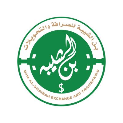 شعار شركة بن الشيبة ,Logo , icon , SVG شعار شركة بن الشيبة