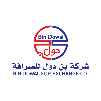 شعار شركة بن دول ,Logo , icon , SVG شعار شركة بن دول