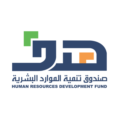 شعار صندوق تنمية الموارد البشرية ,Logo , icon , SVG شعار صندوق تنمية الموارد البشرية