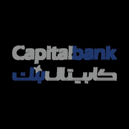 شعار كايبيتال بنك ,Logo , icon , SVG شعار كايبيتال بنك
