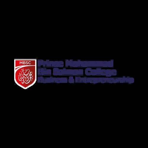 شعار كلية الأمير محمد بن سلمان ,Logo , icon , SVG شعار كلية الأمير محمد بن سلمان