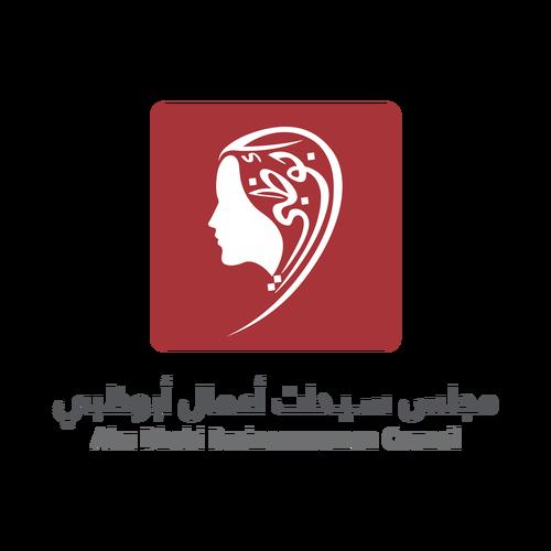 شعار مجلس سيدات أعمال أبوظبي ,Logo , icon , SVG شعار مجلس سيدات أعمال أبوظبي