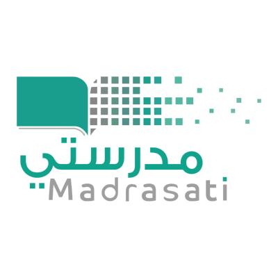 شعار مدرستي madrasati ,Logo , icon , SVG شعار مدرستي madrasati