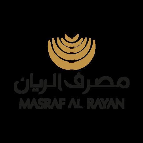 شعار مصرف الريان ,Logo , icon , SVG شعار مصرف الريان