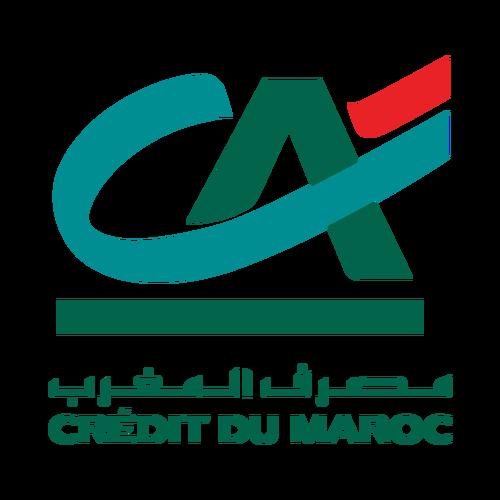 شعار مصرف المغرب ,Logo , icon , SVG شعار مصرف المغرب