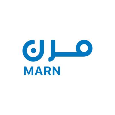 شعار منصة مرن ,Logo , icon , SVG شعار منصة مرن