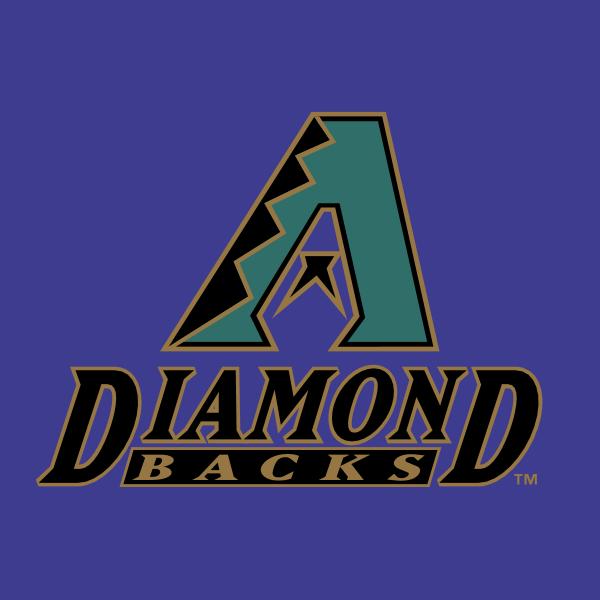 شعار Arizona Diamond Backs ,Logo , icon , SVG شعار Arizona Diamond Backs
