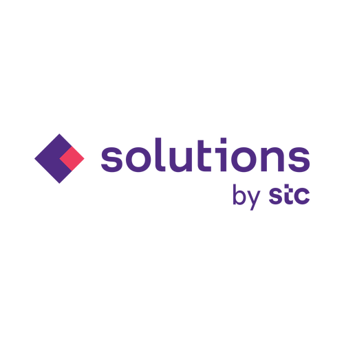 STC Solutions ,Logo , icon , SVG STC Solutions