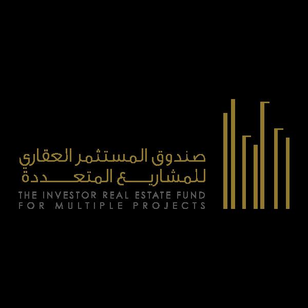 شعار صندوق المستثمر العقاري للمشاريع المعتمددة ,Logo , icon , SVG شعار صندوق المستثمر العقاري للمشاريع المعتمددة