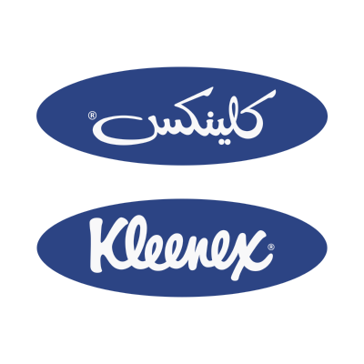 شعار كلينكس ,Logo , icon , SVG شعار كلينكس