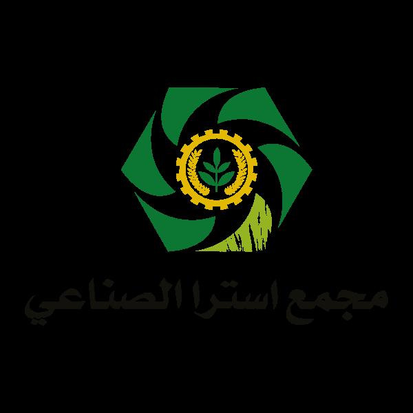 شعار مجمع استرا الصناعي ,Logo , icon , SVG شعار مجمع استرا الصناعي