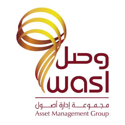 شعار مجموعة إدارة أصول Asset management group ,Logo , icon , SVG شعار مجموعة إدارة أصول Asset management group