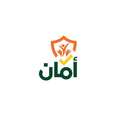 شعار مركز أمان تكافل ,Logo , icon , SVG شعار مركز أمان تكافل