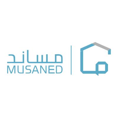 شعار مساند musaned ,Logo , icon , SVG شعار مساند musaned