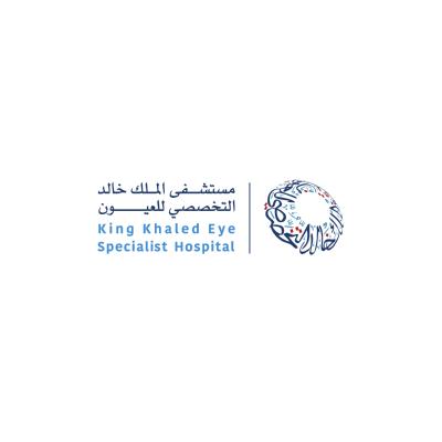 شعار مستشفى الملك خالد التخصصي للعيون