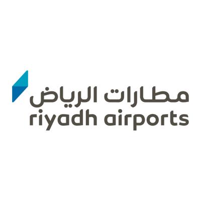 شعار مطارات الرياض ,Logo , icon , SVG شعار مطارات الرياض