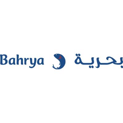 شعار بحرية Bahrya ,Logo , icon , SVG شعار بحرية Bahrya