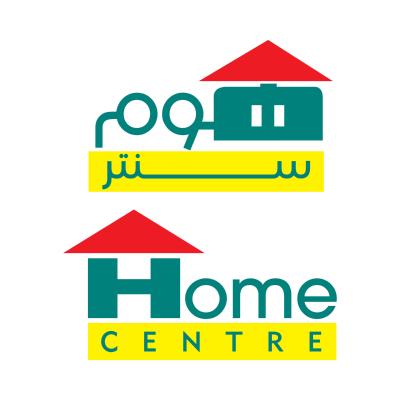 شعار هوم سنتر ,Logo , icon , SVG شعار هوم سنتر