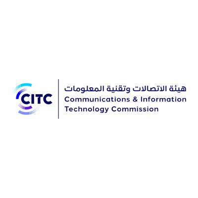 شعار هيئة الاتصالات وتقنية المعلومات ,Logo , icon , SVG شعار هيئة الاتصالات وتقنية المعلومات