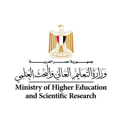 شعار وزارة التعليم العالي والبحث العلمي , مصر ,Logo , icon , SVG شعار وزارة التعليم العالي والبحث العلمي , مصر