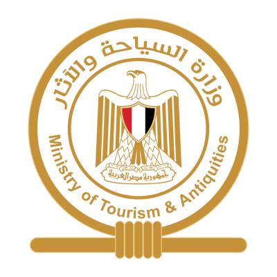 شعار وزارة السياحة والأثار , مصر ,Logo , icon , SVG شعار وزارة السياحة والأثار , مصر