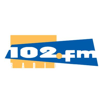 102 FM Radio Logo ,Logo , icon , SVG 102 FM Radio Logo