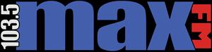 103.5 MAX FM Logo ,Logo , icon , SVG 103.5 MAX FM Logo