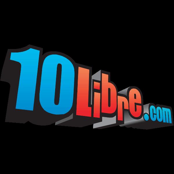 10Libre.com Logo ,Logo , icon , SVG 10Libre.com Logo