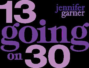 13 going on 30 Logo ,Logo , icon , SVG 13 going on 30 Logo