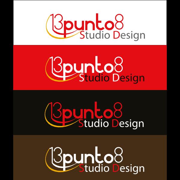 13punto8 Logo ,Logo , icon , SVG 13punto8 Logo