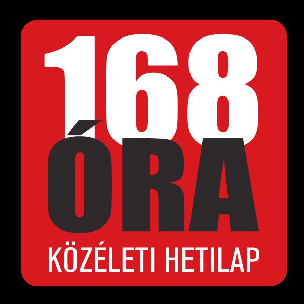 168 óra Logo ,Logo , icon , SVG 168 óra Logo