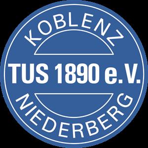 1890 TuS Niederberg Koblenz e.V. Logo ,Logo , icon , SVG 1890 TuS Niederberg Koblenz e.V. Logo