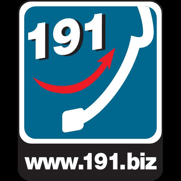 191 Logo ,Logo , icon , SVG 191 Logo