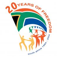 20 Years Of Freedom Logo ,Logo , icon , SVG 20 Years Of Freedom Logo