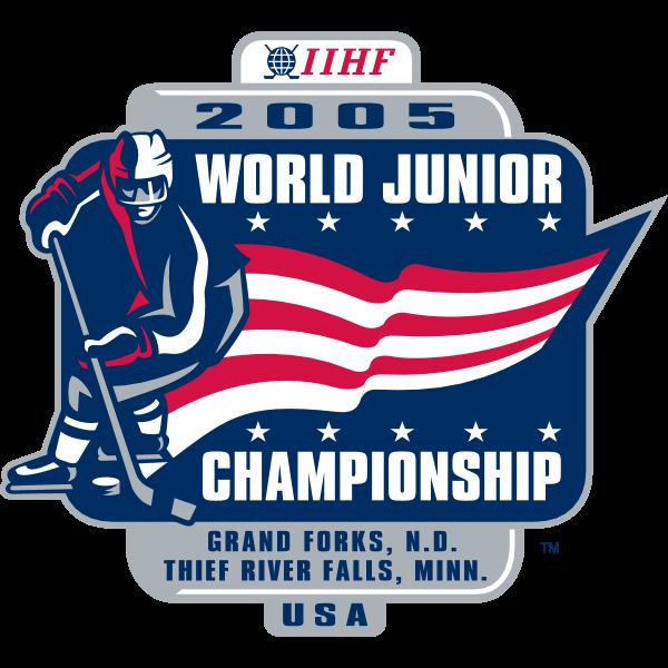 2005 IIHF World Junior Championship Logo ,Logo , icon , SVG 2005 IIHF World Junior Championship Logo