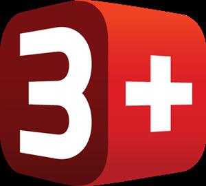 3 Plus Logo ,Logo , icon , SVG 3 Plus Logo