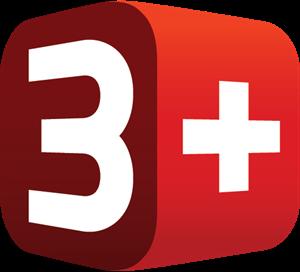 3  TV Logo ,Logo , icon , SVG 3  TV Logo